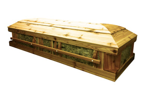 The Birchwood - casket plan
