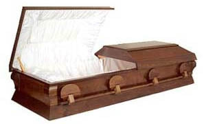 The Martin – Birch Regal Casket Plan