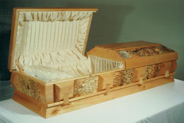 The Martin - Birch Regal Casket Plan