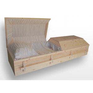 Socrates - Solid wood casket kit