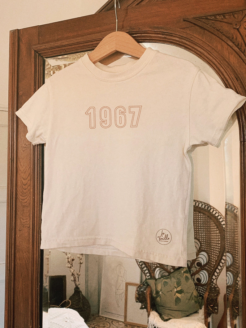 Tee-shirt Fillette 1967