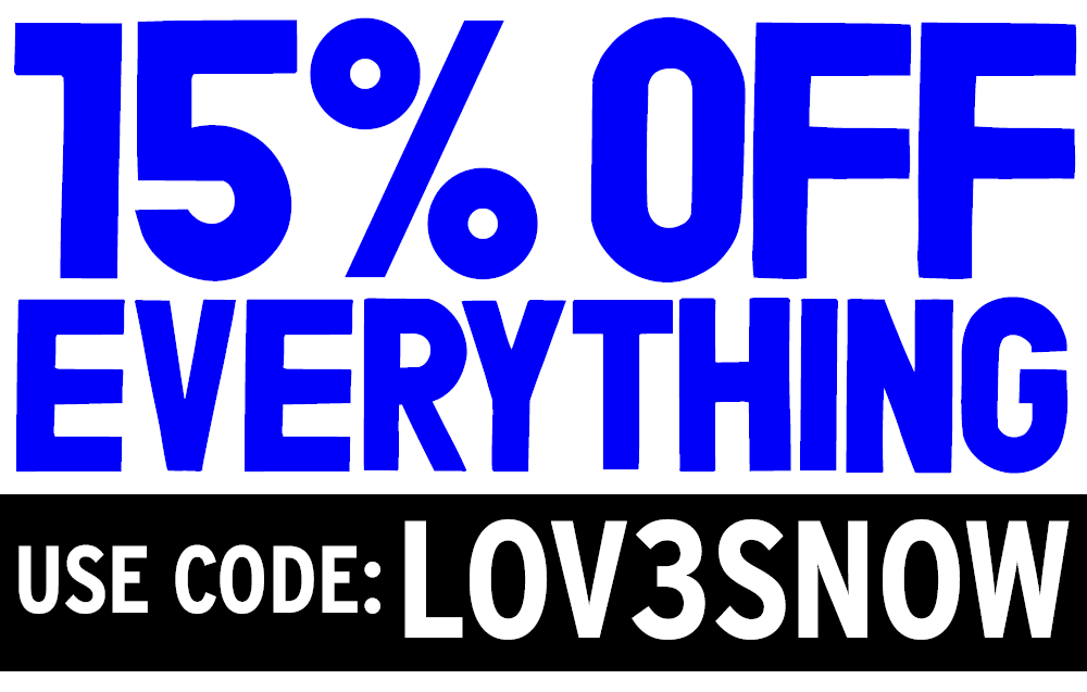Print Liberation 15% Off Everything Sale