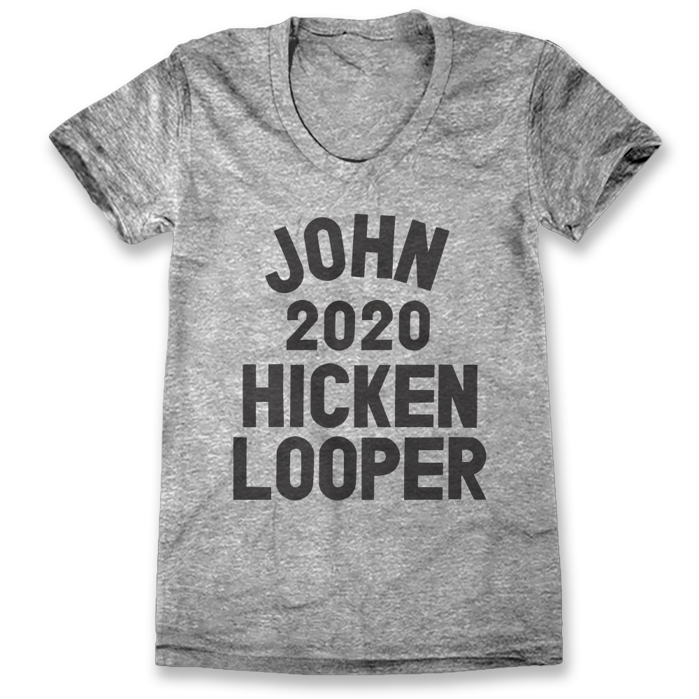 John Hickenlooper 2020 T-Shirt