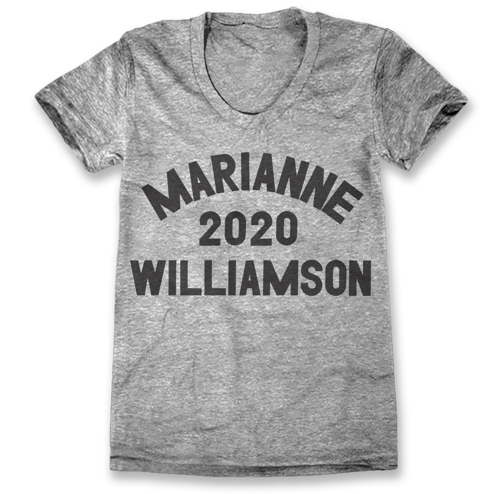 Marianne Williamson 2020 T-Shirt