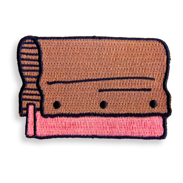 Embroidered Squeegee Patch