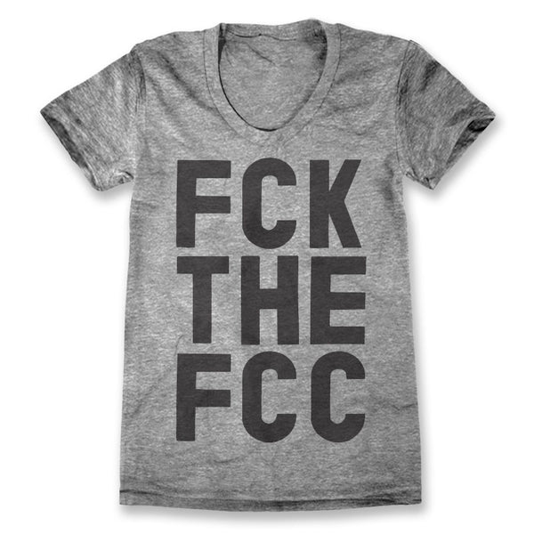 FCK THE FCC / Womens