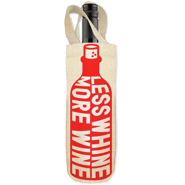 Less Whine More Wine tote / Tote Bags