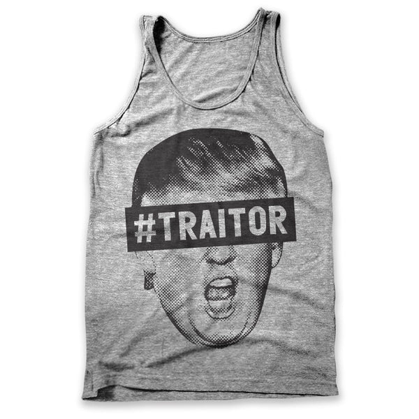 #TRAITOR / Mens Tank