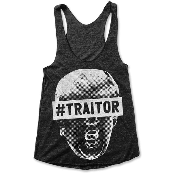 #TRAITOR / Womens Tank