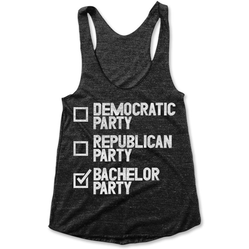 Bachelor Party / Womens Tank