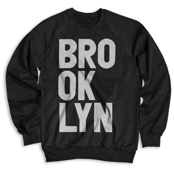 BROOKLYN / Unisex Crew Neck Sweatshirt