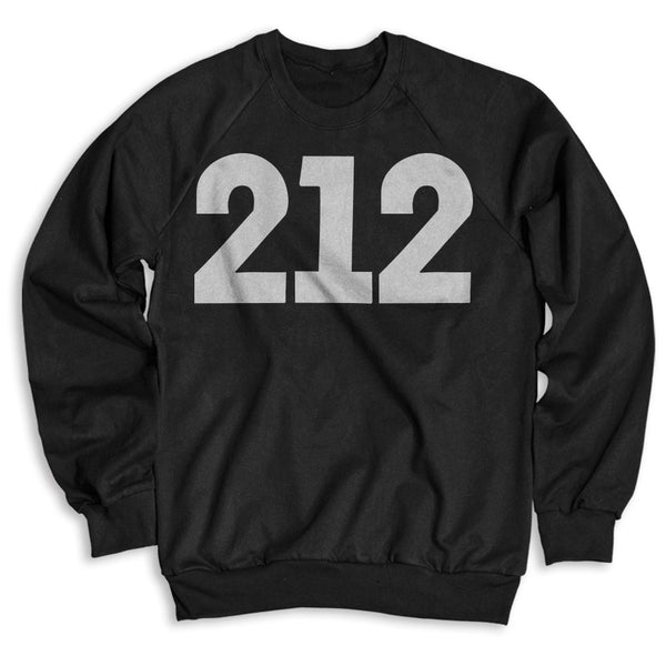 212 New York City / Unisex Crew Neck Sweatshirt