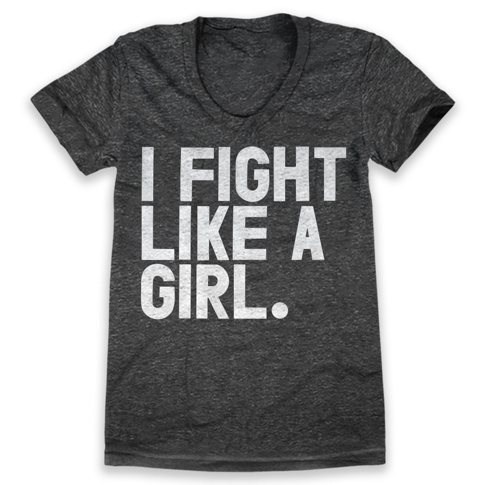 I fight like a girl / Womens
