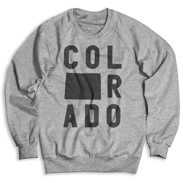 Colorado / Unisex Crew Neck Sweatshirt