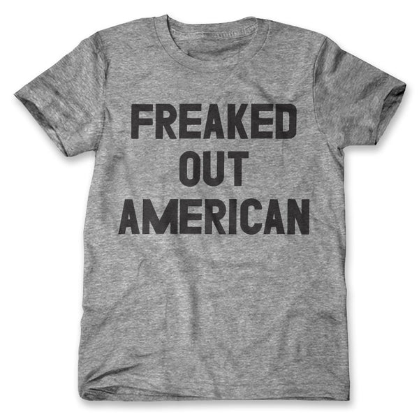 Freaked Out American / Mens