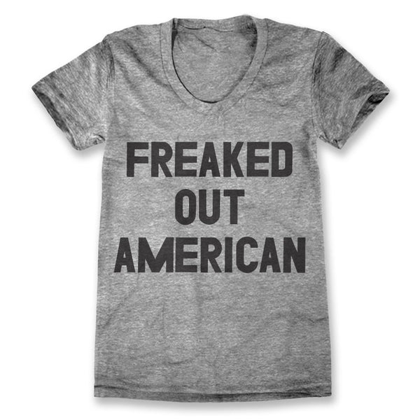 Freaked Out American / Womens