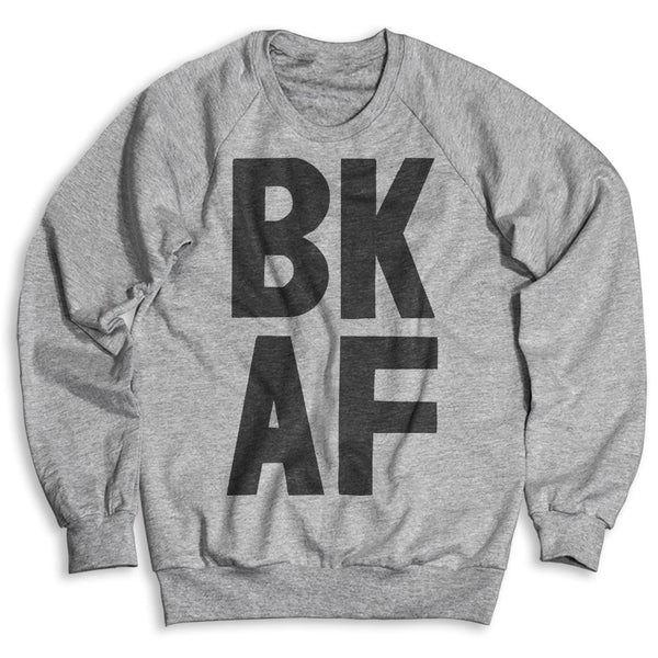 Brooklyn AF / Unisex Crew Neck Sweatshirt