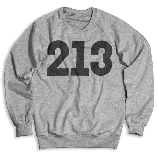 213 Los Angeles / Unisex Crew Neck Sweatshirt