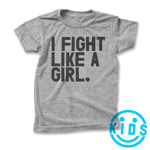 I Fight Like A Girl / Kids