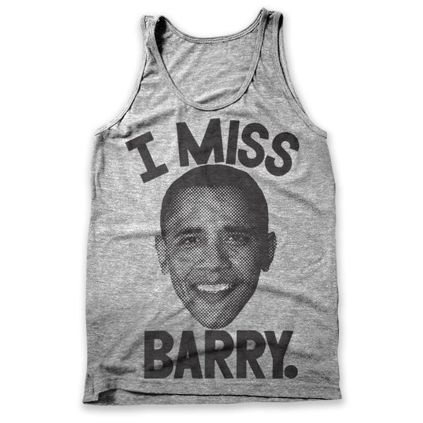I Miss Barry / Mens Tank