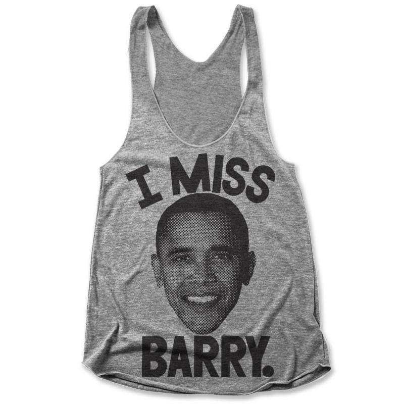 I Miss Barry