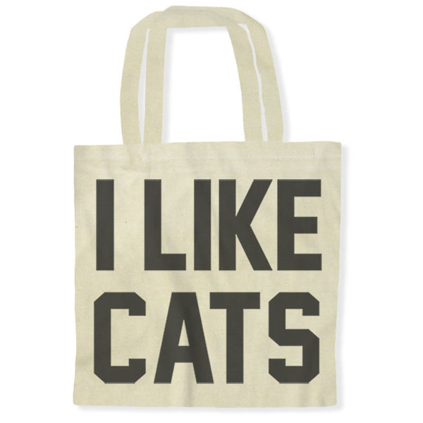 I like Cats / Tote Bags