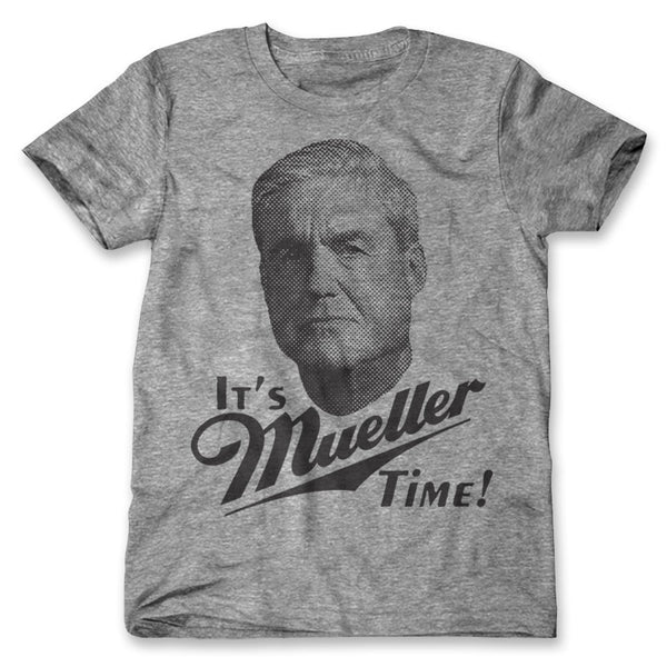 It's Mueller Time / Mens