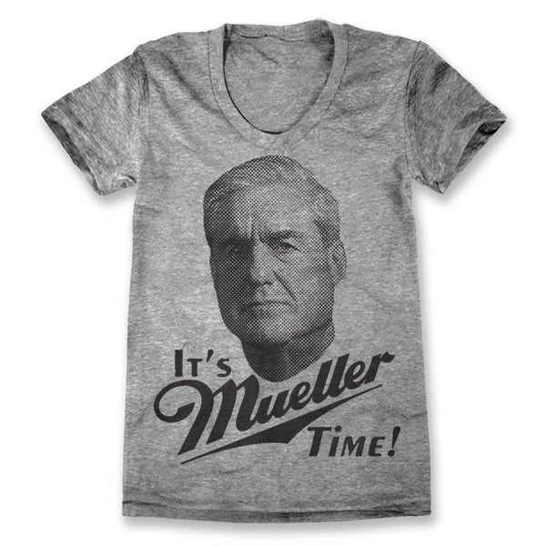 It's Mueller Time / Womens