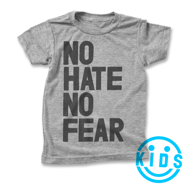 No Hate No Fear / Kids