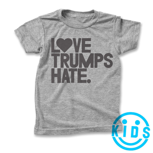 Love Trumps Hate / Kids