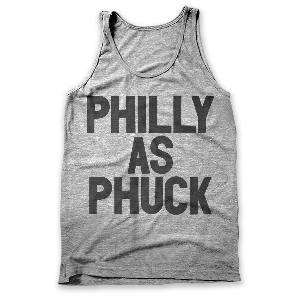 Philly As Phuck / Mens Tank