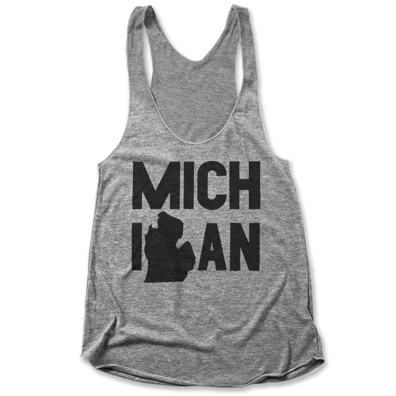 Michigan / Womens Tank