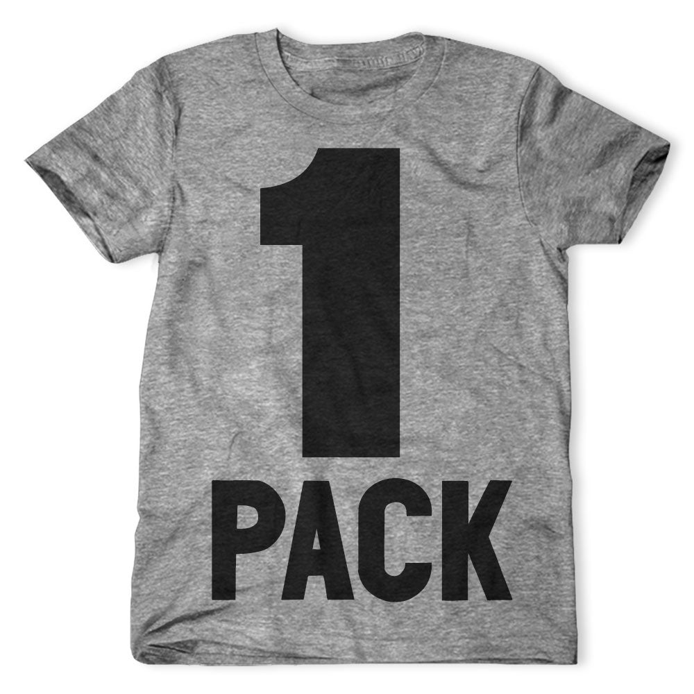 1 Pack: Personalized T-Shirt