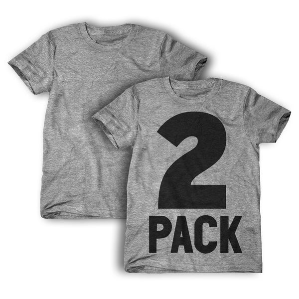 2 Pack: Personalized T-Shirts ( $38 each )
