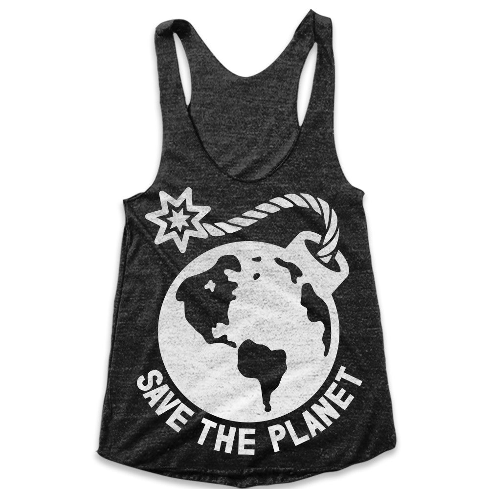 Earth Bomb / Womens Tank