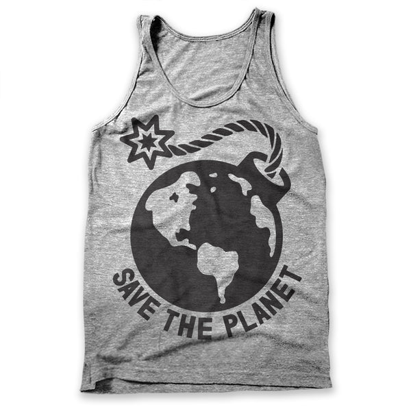 Earth Bomb / Mens Tank