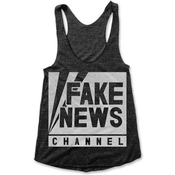 Fake News Channel / Womens Tank