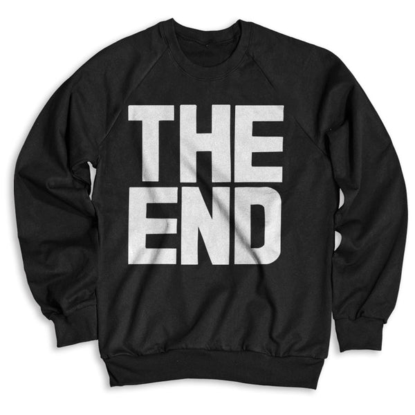 The End / Unisex Crew Neck Sweatshirt