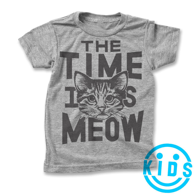 The Time is Meow / Kids