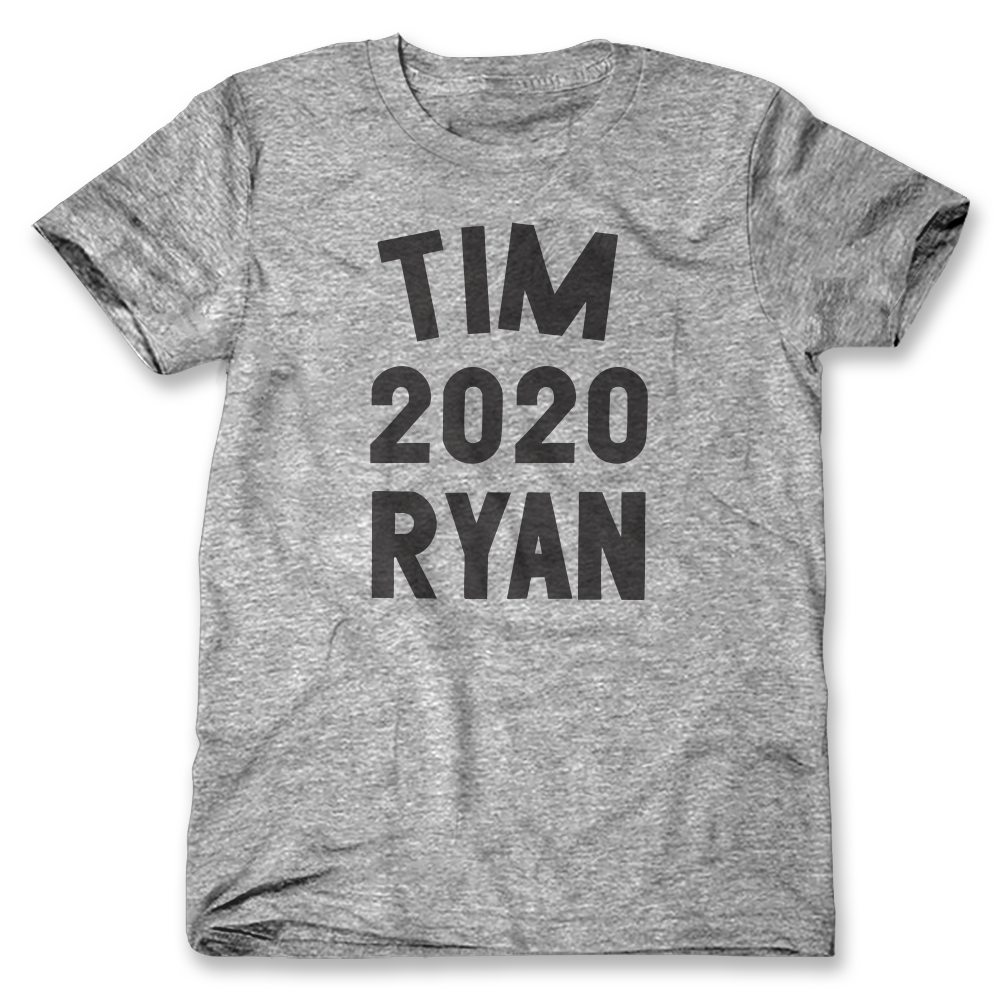 Tim Ryan 2020 T-Shirt