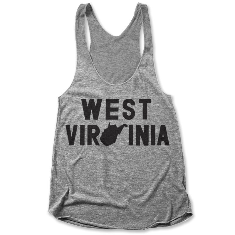 West Virginia / Womens Tank