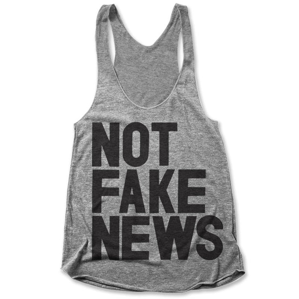 Not Fake News / Womens Tank