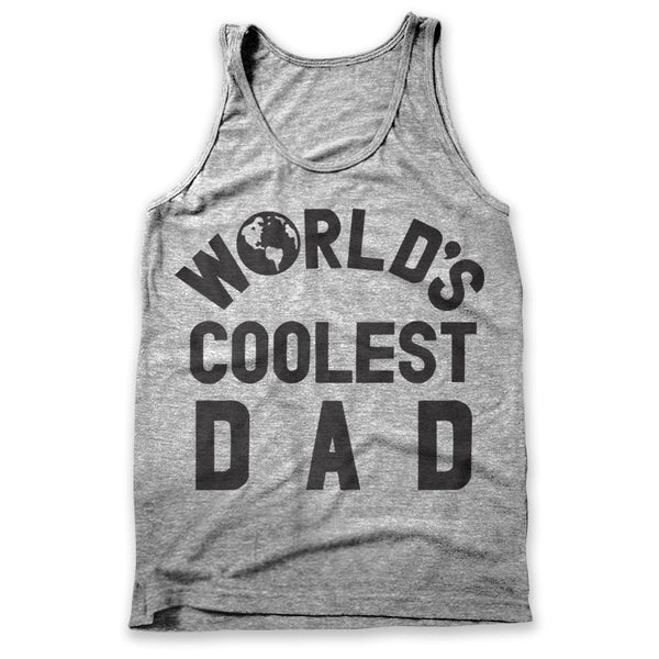 World's Coolest Dad / Mens Tank