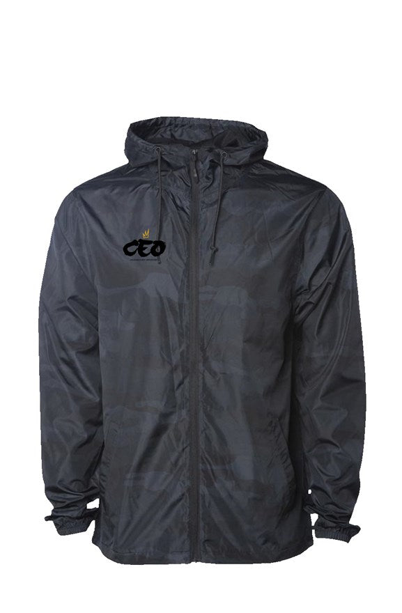 CEO Windbreaker Black/Camo