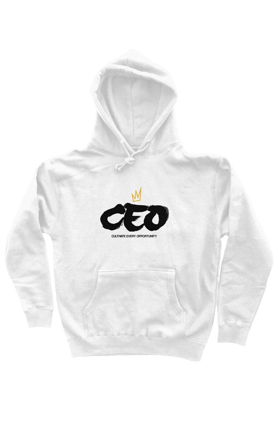 CEO Hoodie White
