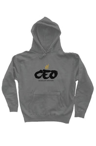 CEO Hoodie Charcoal