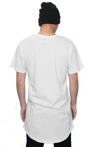 CEO Long Tee White