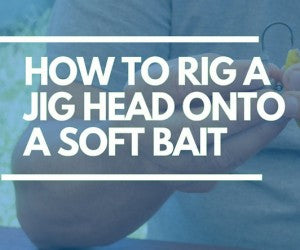 How to rig a Zman Softbait