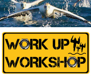 Work-up, Work Shop Thursday August 13th at 7pm