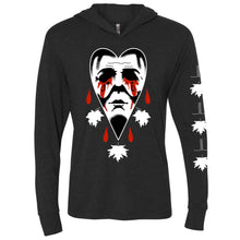 Load image into Gallery viewer, Crying Heart Halloween Slim Hoodie - Last Light Apparel